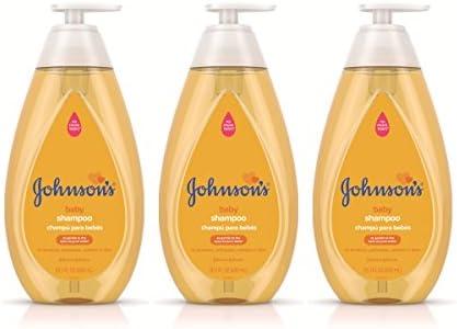 Johnsons Baby Parabens Phthalates Triple Pack