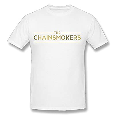 Men's Chainsmokers Short Sleeve T Shirt