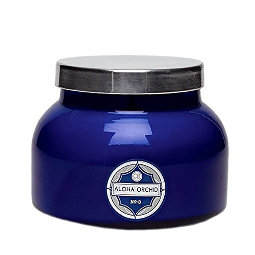 Capri Blue, Signature Collection Blue Jar Candle - Volcano - 19 Ounce, 4 Pack (Capri Candle Jar)