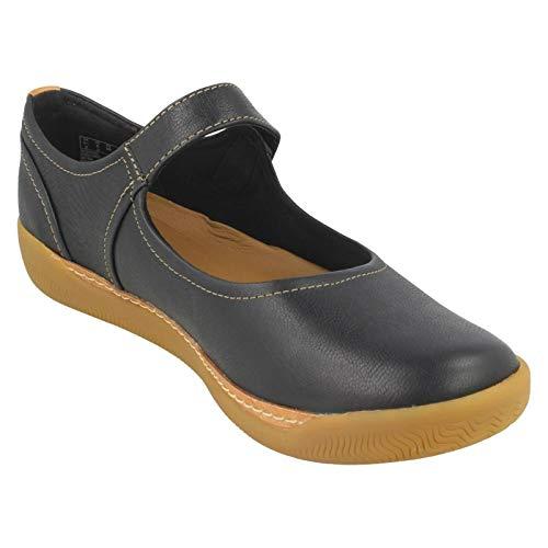 Noir Havre Mary Jane Clarks Chaussures Onu Femme 504t5qYx
