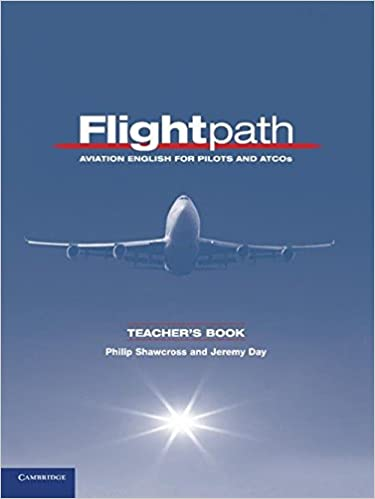 Book Flightpath Teacher's Book: Aviation English for Pilots and ATCOs