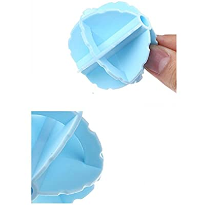 Shybuy Clean Laundry Ball Washing Helper Washer Laundry Dryer Ball Fabric Softener Cloth Cleaning Ball