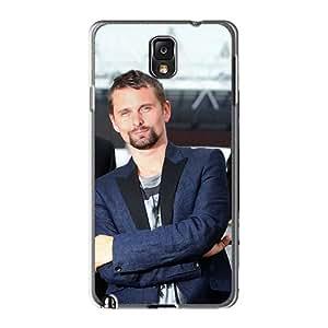 Bumper Hard Phone Cases For Samsung Galaxy Note3 (sbM17589hgIv) Provide Private Custom Fashion Muse Pattern