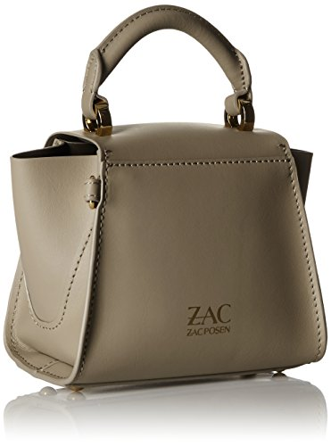 Mini Zac Bag Eartha Posen Handle Beige Cross Iconic Body Top ZAC S7pqw7Z