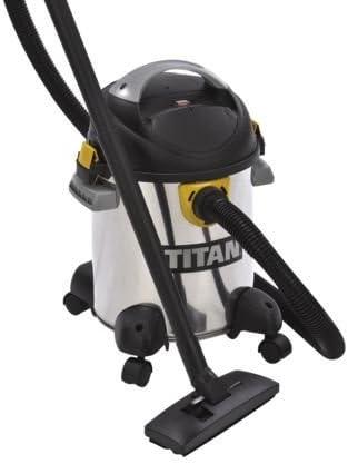Titan – IPX44 Pro – Aspirador sin bolsa para agua y polvo, con ...