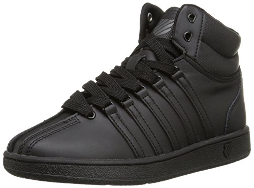 All Black Tennis Shoes For Kids - 6
