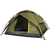2-3 Person Camping Tent - Toogh 4 Season Backpacking Tent...