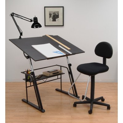 Zenith Drafting Set - Black by Studio Designs