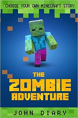Choose Your Own Story The Minecraft Zombie Adventure Amazonde - Minecraft zombie spiele kostenlos