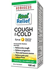 Cough & Cold Daytime Syrup 100 ml – Real Relief
