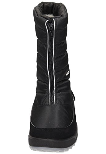 Black Polartex Black Polar Snowboot Damen Tex Women's Manitu black Shoes Boat qZaA6