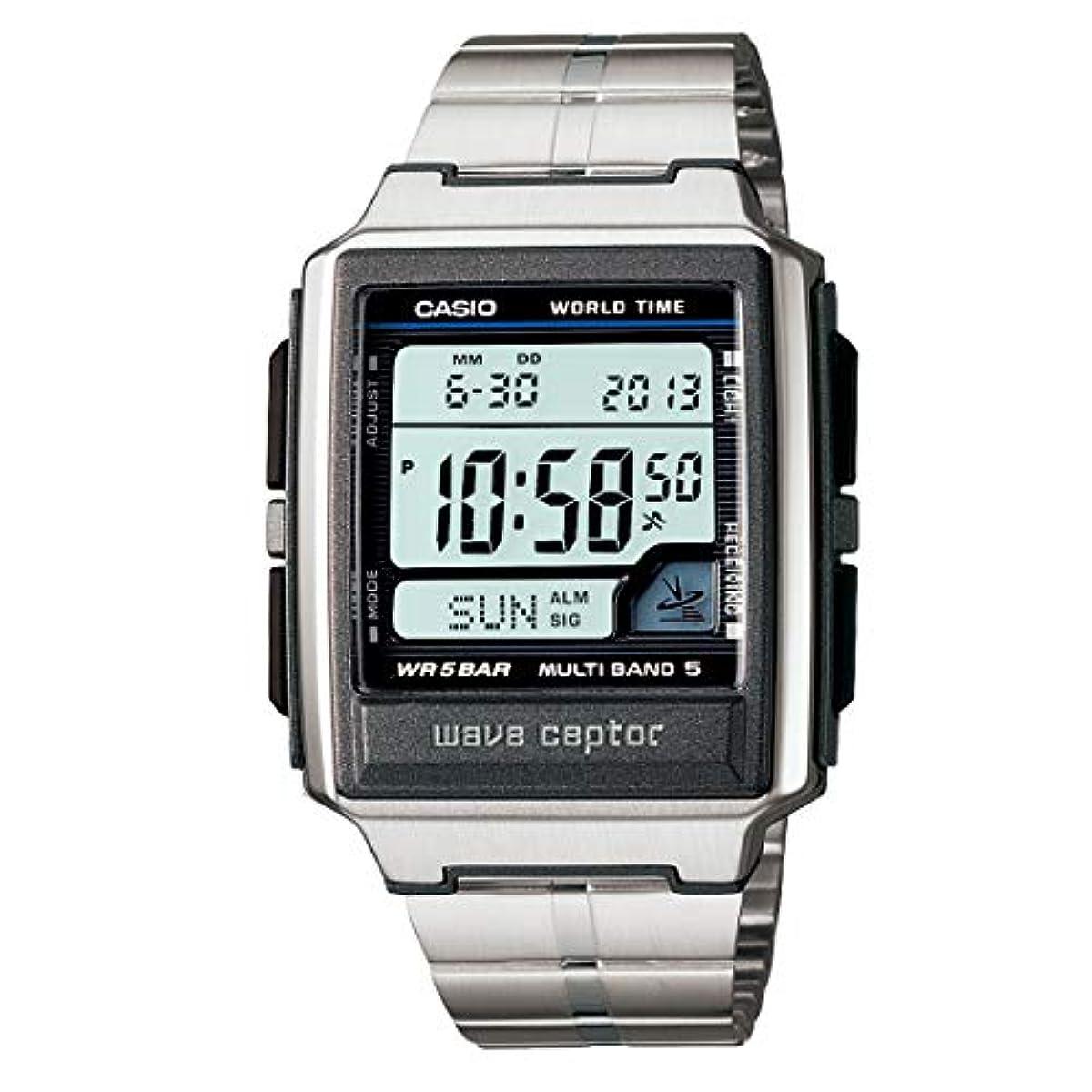 [해외] 카시오 웨이브 셉터 전파 시계 WV-59DJ-1AJF