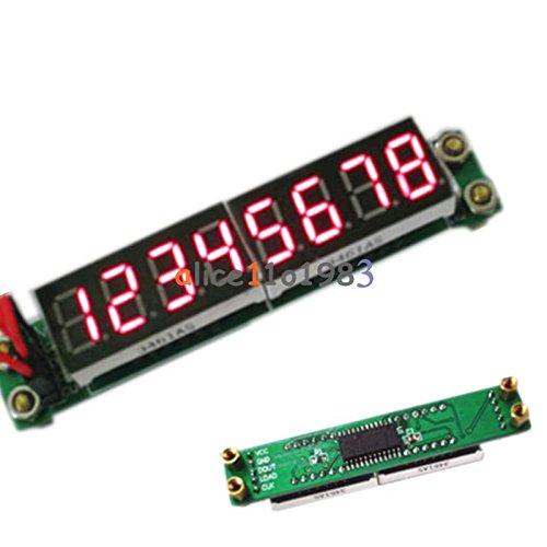5PCS MAX7219 CWG 8-Digit Digital Tube Display Control Module Red for arduino