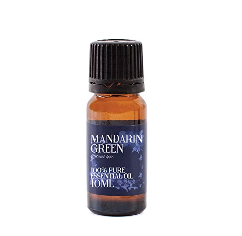 Mystic Moments | Mandarin Green Essential Oil - 10ml - 100% Pure