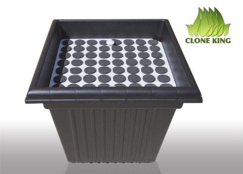 41YUPKfHGML - Clone King 64 Site Aeroponic Cloning Machine Cloner Expect 100% Success Rates!!!