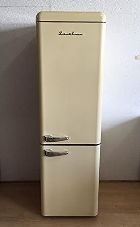 retro schaublorenz a kühl gefrierkombination 249 b cb