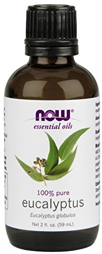 NOW Eucalyptus Essential Oil, 2-Ounce