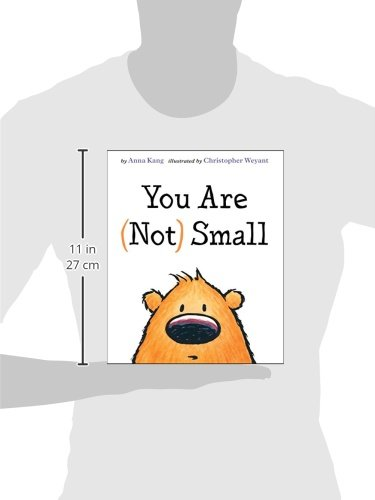 Amazon You Are Not Small 8601411311055 Anna Kang