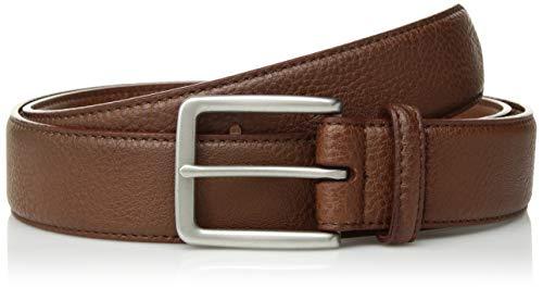 Van Heusen Men's Flex Dress Belt Single Loop, Brown, XX-Large
