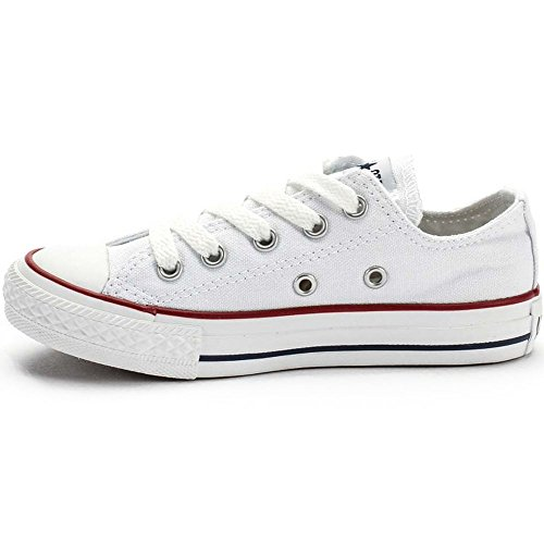 Pictures of Converse C/T All Star OX Little 00_W4G2QG_SE White 3