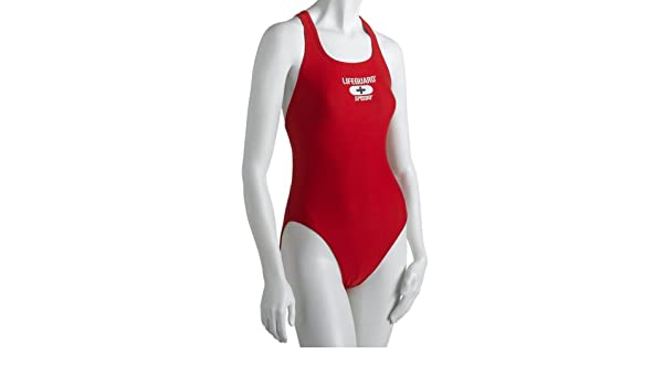 d8f917ae97 Amazon.com  Speedo Women s Lifeguard Xtra Life Lycra Solid Super Pro Back  One-Piece Swimsuit