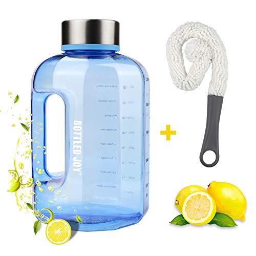 64 oz filter water bottle - 2