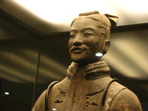 Ten Things to do in Xian, China - Terra Cotta Warriors Xian China