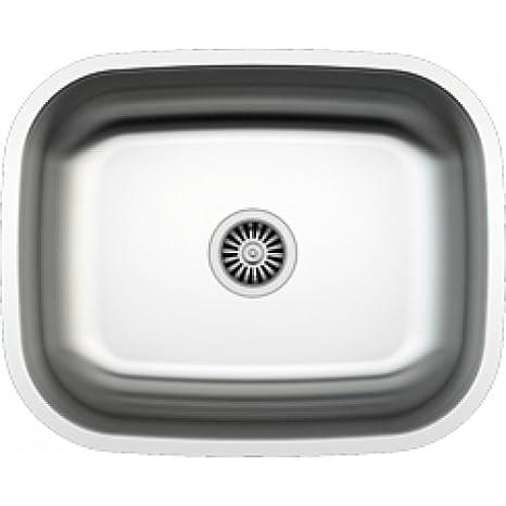 Lavello da cucina in acciaio inossidabile / lavandino Mizzo Design ...