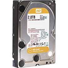 "TDSOURCING WESTERN DIGITAL WD Gold WD2005FBYZ 2 TB Hard Drive - SATA (SATA/600) - 3.5"" Drive - Internal - 7200rpm - 128 MB Buffer"