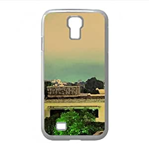 Askari 5 View Watercolor style Cover Samsung Galaxy S4 I9500 Case