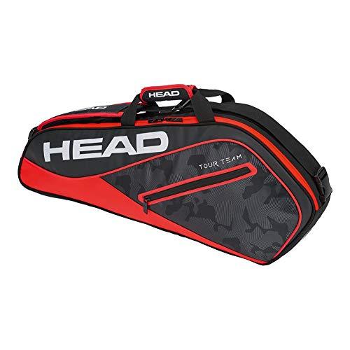 Head HEAD  Tour Team 3R Pro Tennis Bag Black/Red