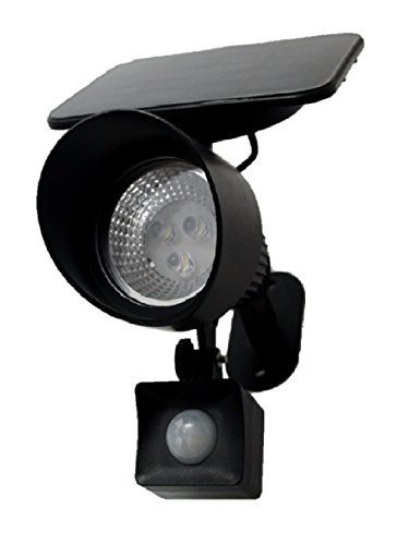 GTV G-SPS-S008/B Solar Security Light with Buzzer by Formosa's Communication Co., Inc. by Formosa's Communication Co., Inc.