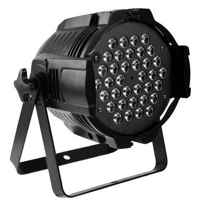 stage lighting LED-B07 RGB 1W x 36 LED PAR Light DMX512 Stage Light, Master/Slave Control/Auto Run Mode