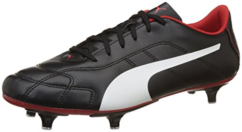 Americano Black Scarpe Sg Red Puma Uomo high Nero Da Risk puma White C puma Classico Football vpqxf4Ygw