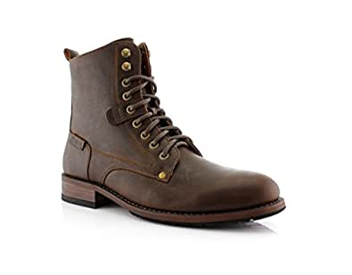 Polar Fox CURRY MPX808580 Stylish Boots (6.5, Brown)