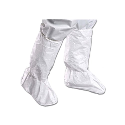Image of Basic Cases Alpha Protech BTA1813B Microbreath High Top Boot Cover with Ultra Grip, X-Large (Case of 100)