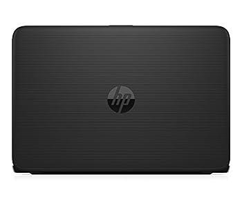 "Hp 14-ax040wm Laptop, Intel Celeron N3060, 1.6 Ghz, 32 Gb, Windows 10 Home 64 Bit, Black, 14"" 4"