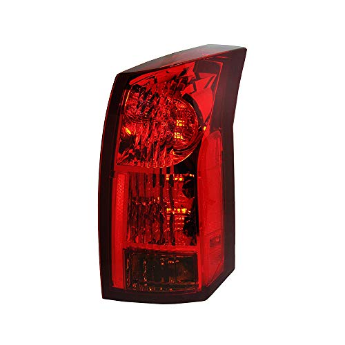 Epic Lighting OE Style Replacement Rear Brake Tail Light Assembly for 2004-2007 CTS [ GM2801197 15930596 ] Right Passenger Side RH