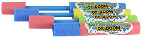 "Splash King 10"" Water Blaster Guns (4 Set)"