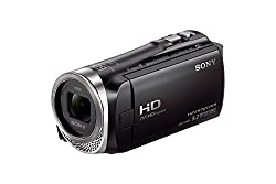 Sony Hdrcx455b Full Hd 8gb Camcorder (Black)