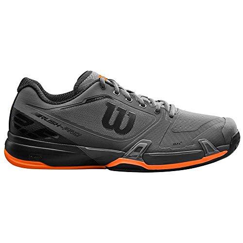 Wilson 5 Da Rush ClayScarpe ArancionemagnetBlack Shocking Orange 000 2 Uomo Pro Tennis P0OkXn8w