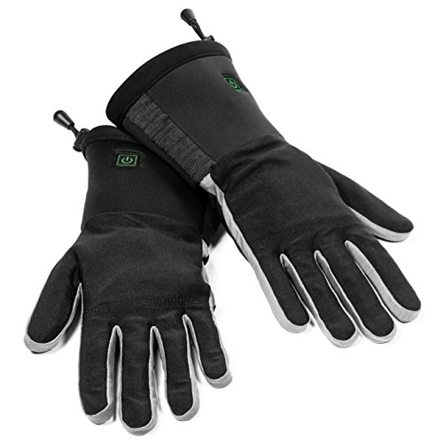 Verseo ThermoGloves Electric Rechargeable Heated Gloves T...