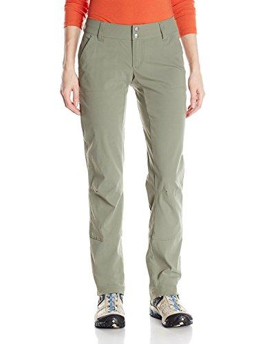 Columbia Saturday Trail Camisa con Protección Solar 30, Mujer Gris - Cypress