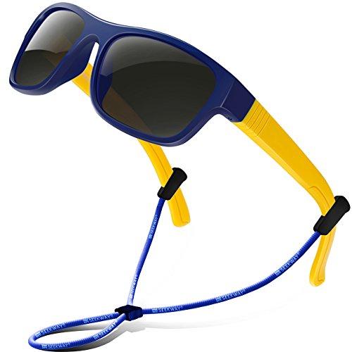 SEEKWAY Polarized Sunglasses Rubber Flexible product image