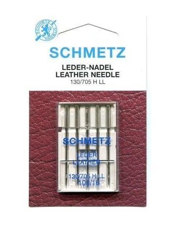 Schmetz aguja de piel gama (paquetes de 5) – varios tamaños
