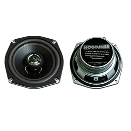 Hogtunes 4405-0263 HT-44 Replacement Speakers for 1985-1996 Harley-Davidson Touring Models with Radio]()