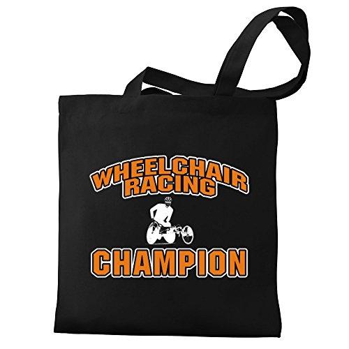 Eddany Wheelchair Racing champion Bereich für Taschen