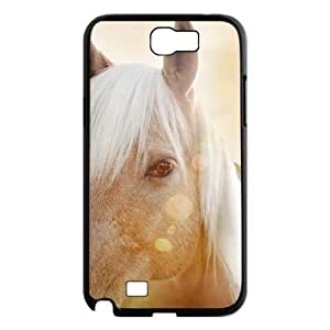 Horse Running Custom Cover Case for Samsung Galaxy Note 2 N7100,diy phone case ygtg520895