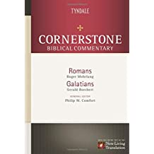 Romans, Galatians (Cornerstone Biblical Commentary)