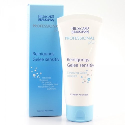 Hildegard Braukmann Professional Plus Reinigungs-Gelee Sensitiv, 1er Pack (1 x 100 ml) 4016083049016